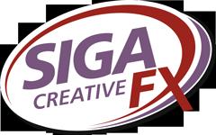 Siga Creative FX Logo